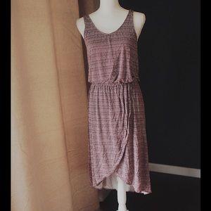Hi Lo midi dress. Gap. Size M
